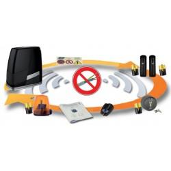 Motorisation Wi-Fi pour portail coulissant lourd jusqu'à 400 kg - Kit K400 Wi-FI