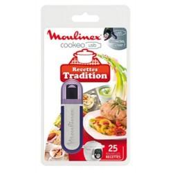 Recettes Tradition pour Cookeo Moulinex