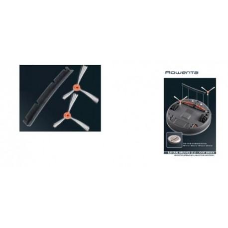 Brossettes et raclette pour robot Extrem Air Motion