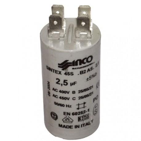 Condensateur de hotte