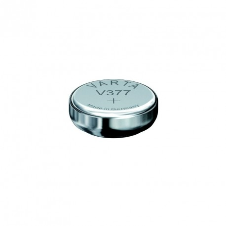 Pile bouton oxyde d'argent