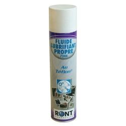 Fluide lubrifiant téflon