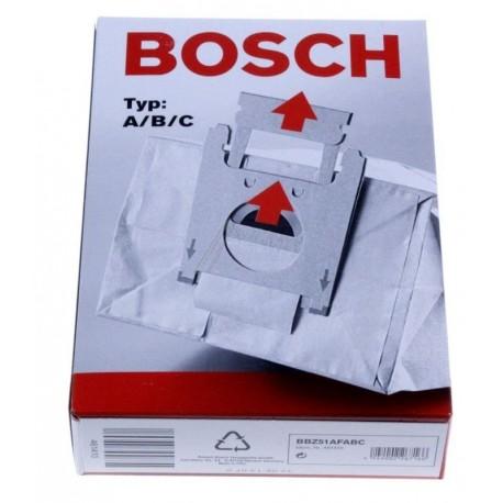 Sacs pour aspirateur Bosch