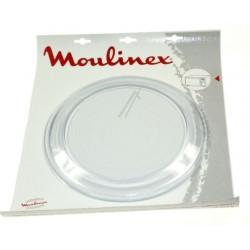 Plateau verre de four à micro-ondes Moulinex