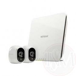 Système de sécurité avec 2 caméras HD sans Fils