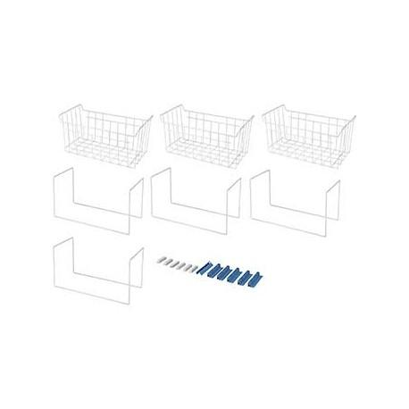 Paniers de congèlateur modulables