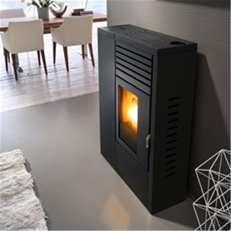 po le granul s de bois air 8 kw. Black Bedroom Furniture Sets. Home Design Ideas