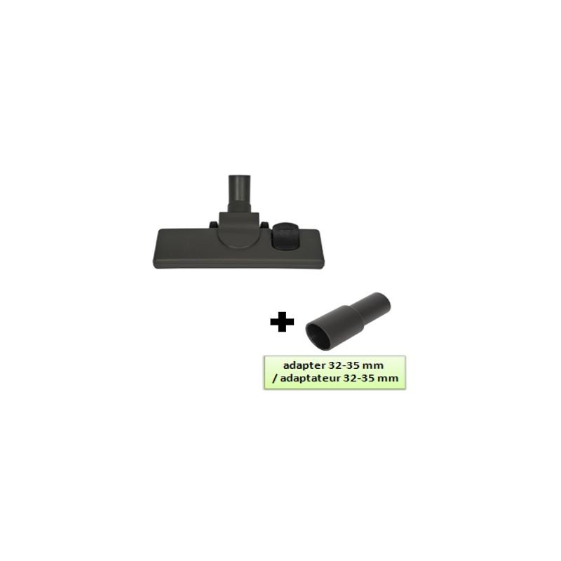 brosse tous sols pour aspirateur rowenta. Black Bedroom Furniture Sets. Home Design Ideas