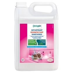 Détartrant désinfectant sanitaires