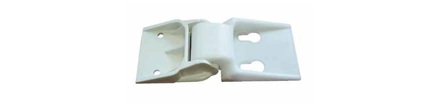 Charnières de porte pour réfrigérateur et congèlateur