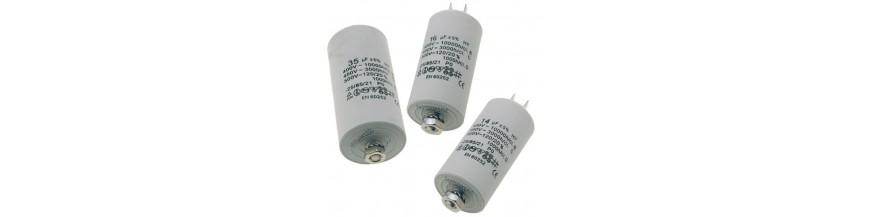 Condensateurs de démarrage