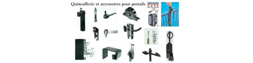 Pièces et accessoires Portes et Portails