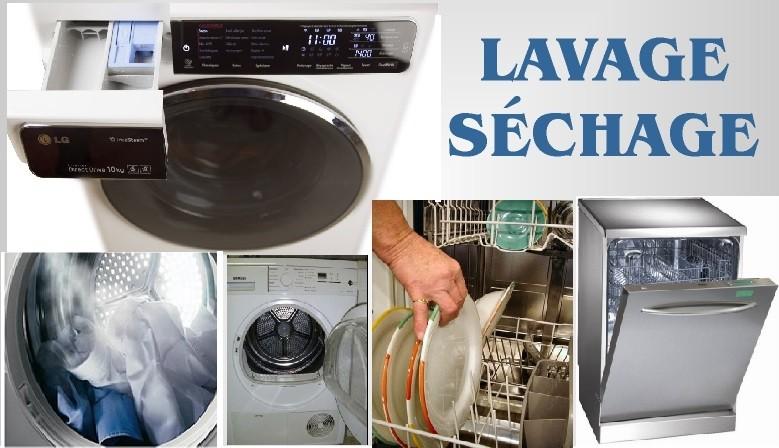 Lavage-sechage