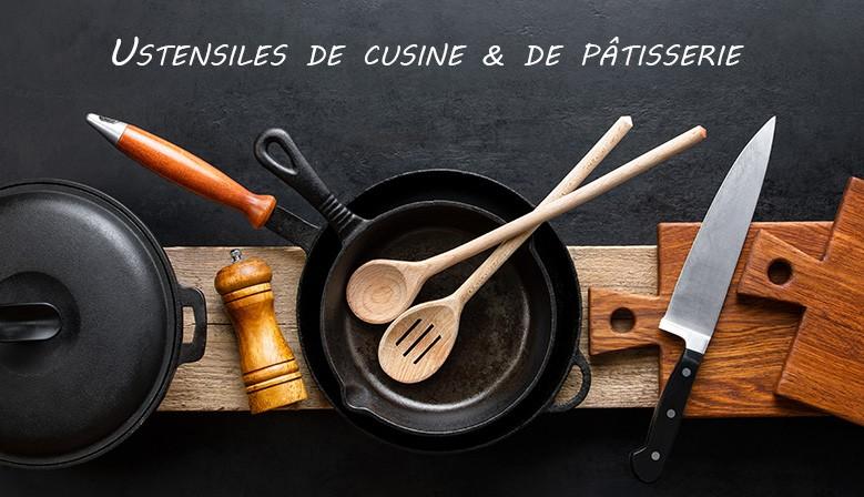 Ustensiles de cuisine et de pâtisserie