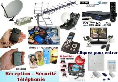 Audiovisuel - Sécurité - Téléphonie