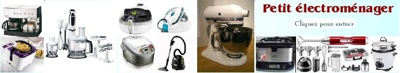 Pièces et accessoires pour appareils Petit Electroménager