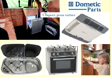 Pièces pour appareils Dometic